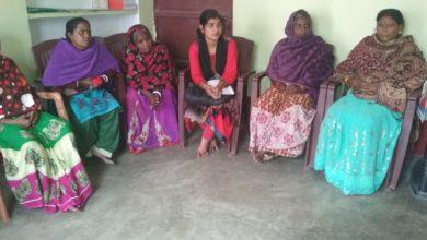 Photo of मातृशक्ति एवं दुर्गा वाहिनी की बैठक