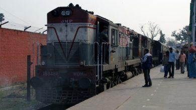 Photo of डेमू ट्रेन का लोको पायलट पड़ा बीमार