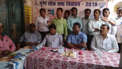Photo of प्रखंड के अलग-अलग क्षेत्रों में मतदान पाठशाला का आयोजन