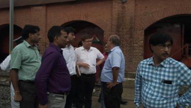 Photo of मालदा रेल मंडल प्रबंधक ने एआरटी व एआरएमवी का किया निरीक्षण