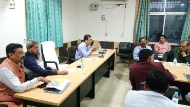 Photo of डीडीसी ने की सघन मिशन इंद्रधनुष अभियान की समीक्षा बैठक