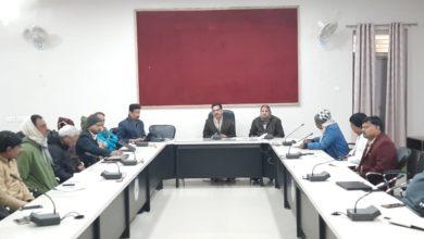 Photo of मिशन परिवार विकास अभियान को बनाए सफल – राजेश कुमार सिंह
