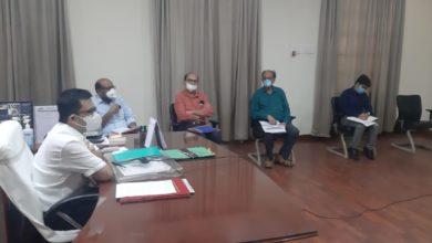 Photo of पूर्णियाँ : भारी बारिश की संभावना को लेकर जिला प्रशासन ने किया समीक्षात्मक बैठक