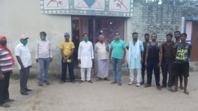Photo of जमालपुर के सर्वांगीण विकास के लिए युवा एवं व्यवसायियों का आह्वान