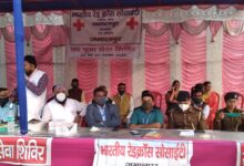 Photo of छठ घाट पर भारतीय रेड क्रॉस सोसाइटी ने संभाला मोर्चा