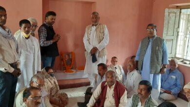 Photo of सादगीपूर्ण वातावरण में मनाई गई आयरन लेडी इंदिरा गांधी की जयंती