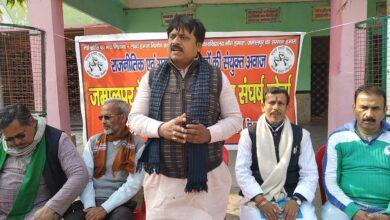 Photo of जमालपुर के रेल इकाइयों को बर्बाद करने पर तुले हैं अधिकारी : मोर्चा