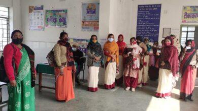 Photo of पूर्णिया : आईसीडीएस पंजीकृत लाभार्थियों को टीकाकरण सुनिश्चित करने के लिए 06 फरवरी तक का दिया गया है समय